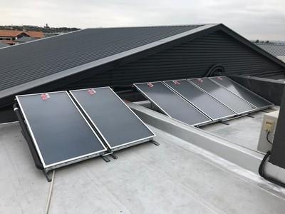 solar geyser installations