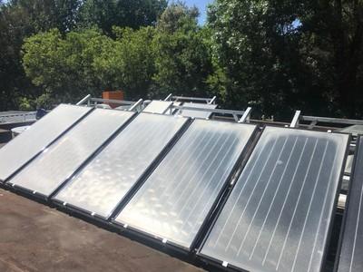 solar geyser installation3